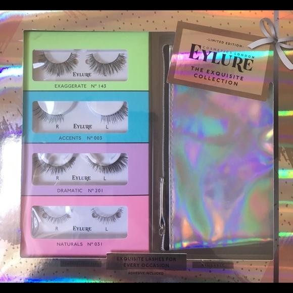2a4308659d7 Makeup   New Limited Edition Eyelashes Set4 Pairs Bag   Poshmark